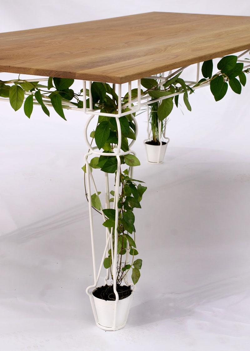 Plantable Garden Table 4