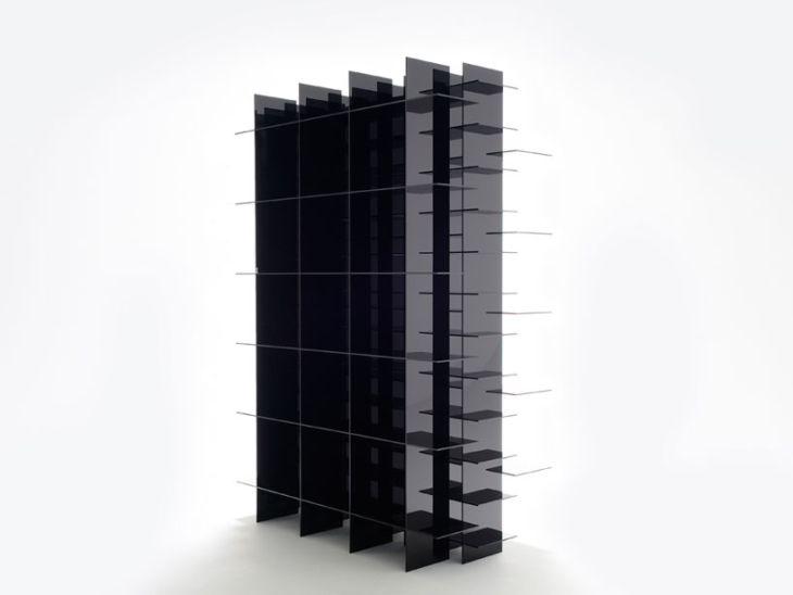 Scatter Storage Shelf by Nendo 9
