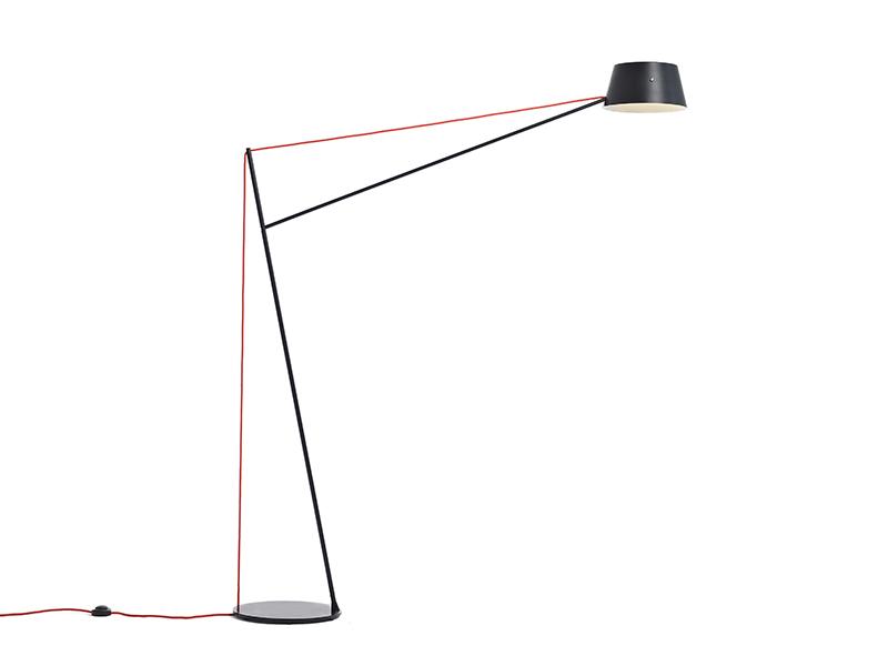 Spar Floor Lamp design