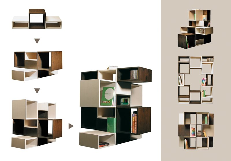 Squambo Multipurpose Shelf System 7