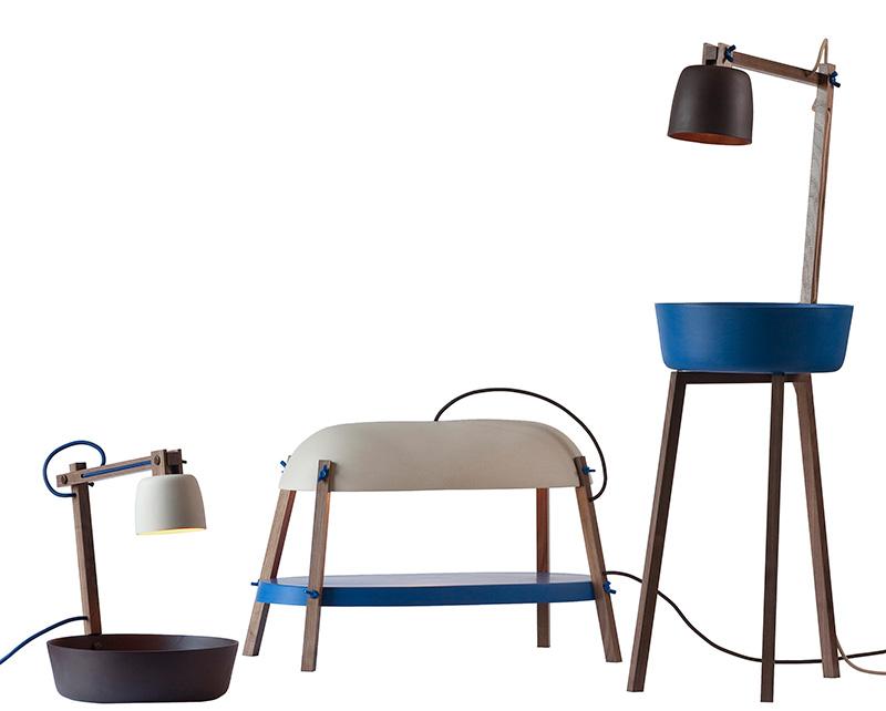 Tafelstukken lighting objects 1