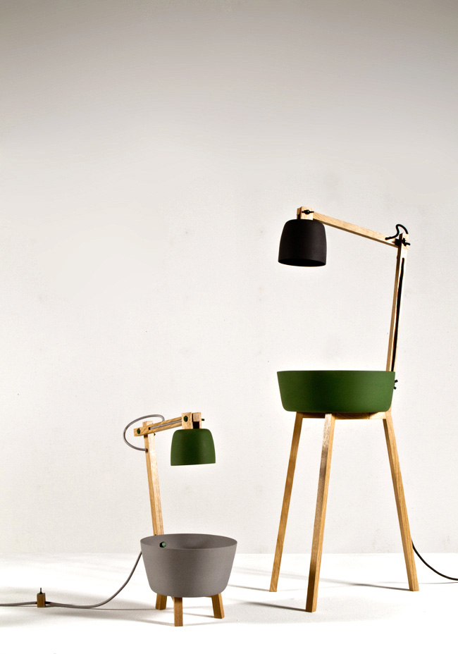 Tafelstukken lighting objects 8