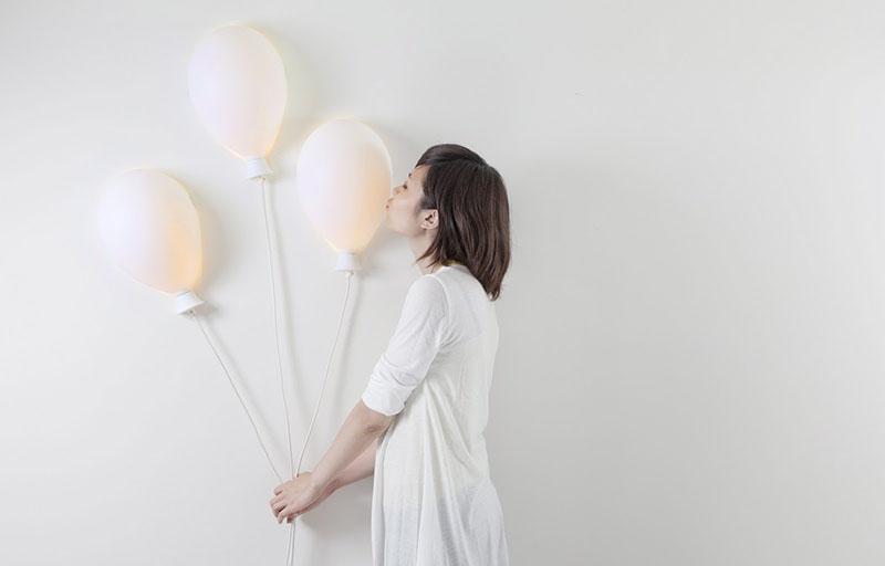 Balloon Lamp 1