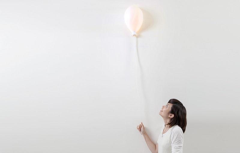 Balloon Lamp 3