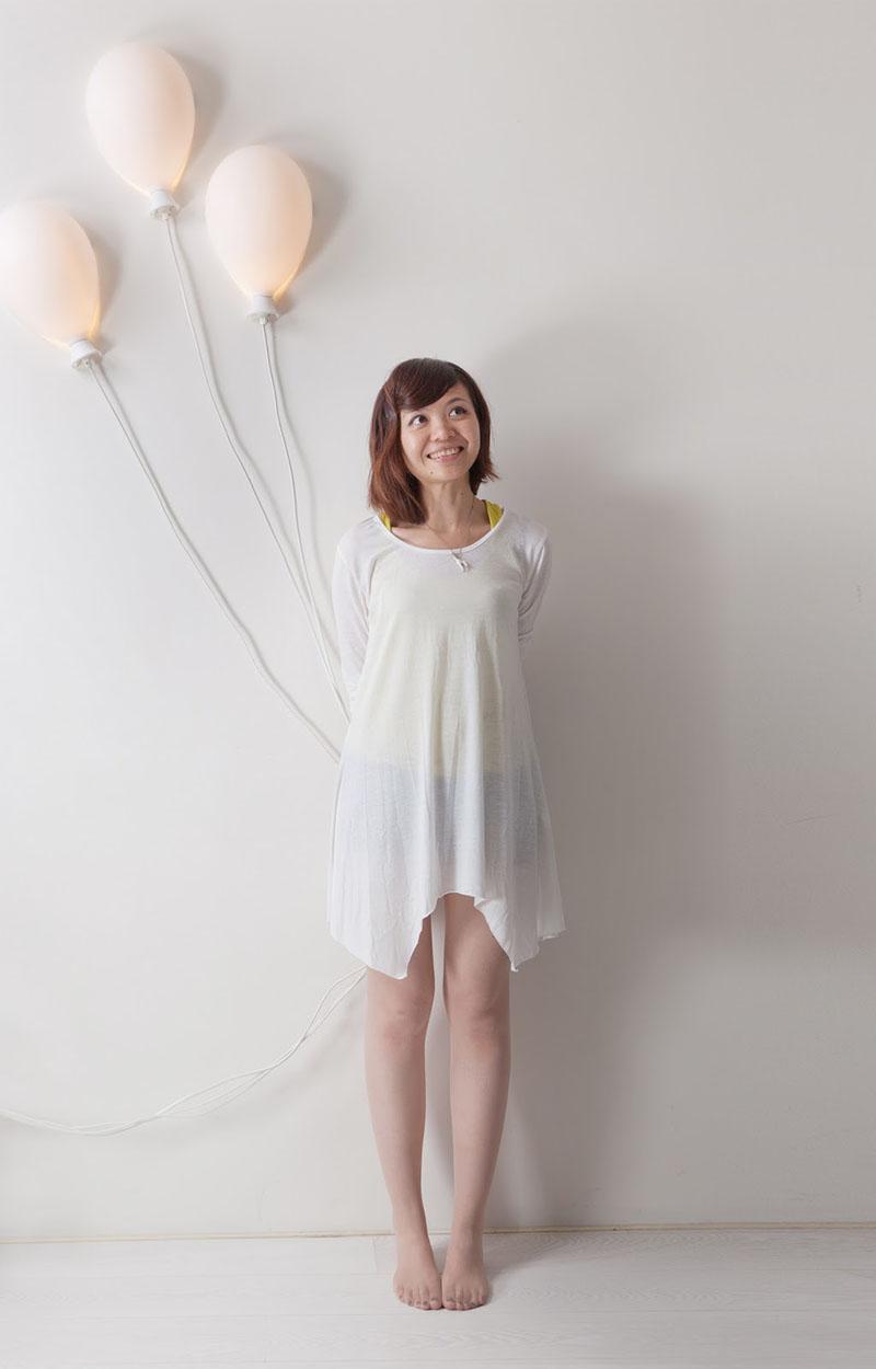 Balloon Lamp 5