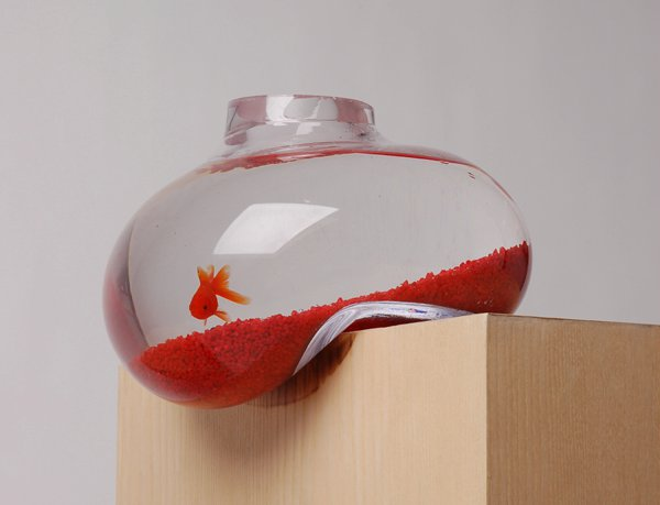 Creative Aquarium Bubble Tank 1