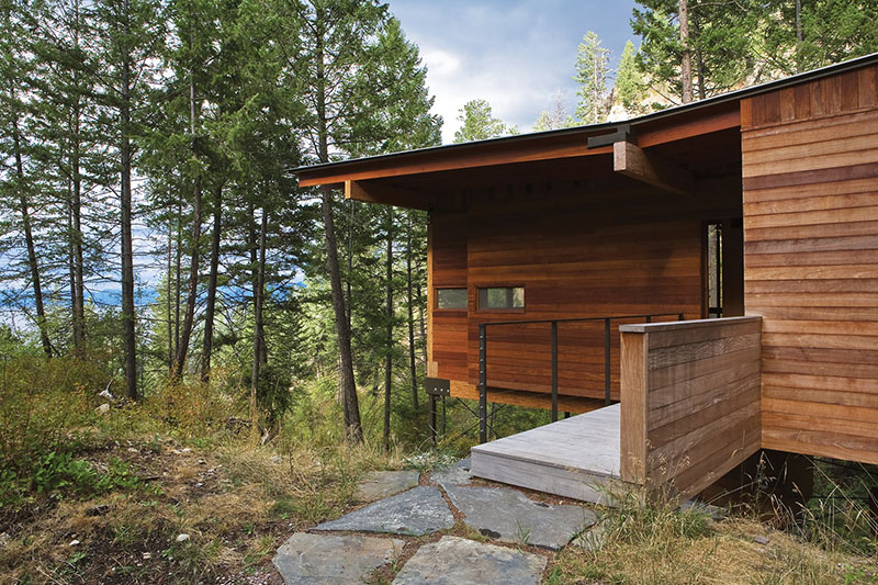 Cabin on Flathead Lake 3
