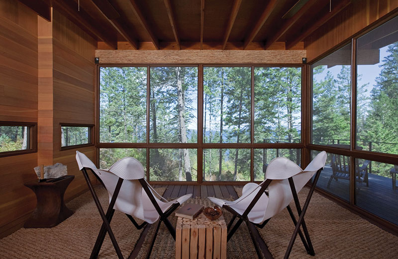Cabin on Flathead Lake 4