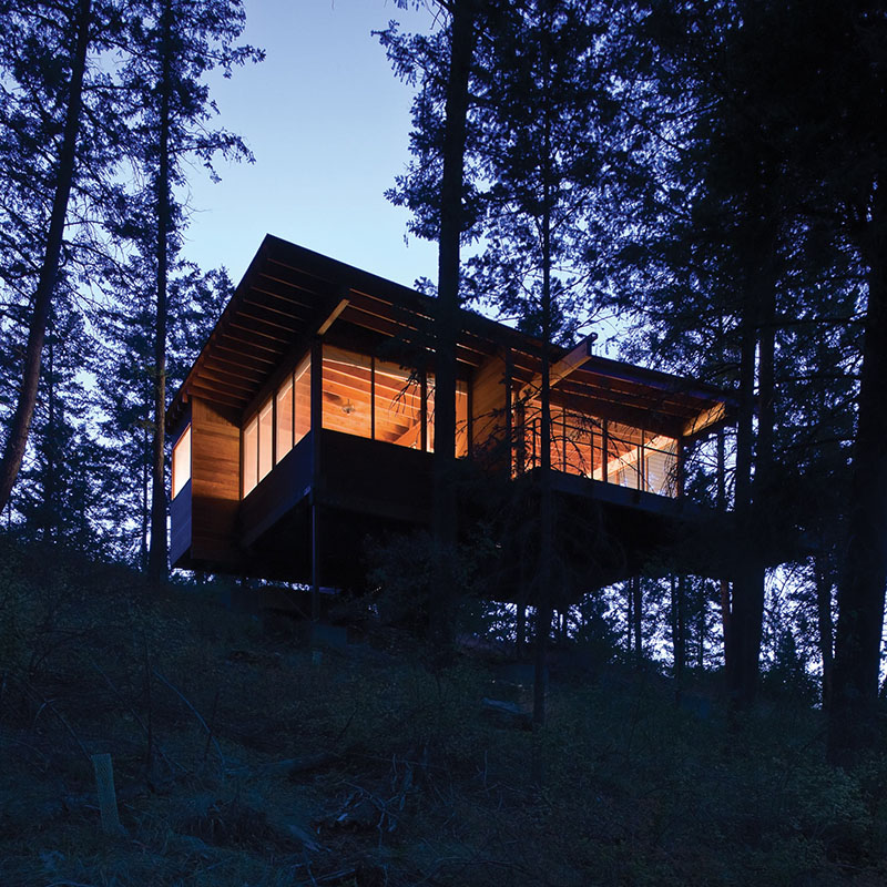 Cabin on Flathead Lake 7