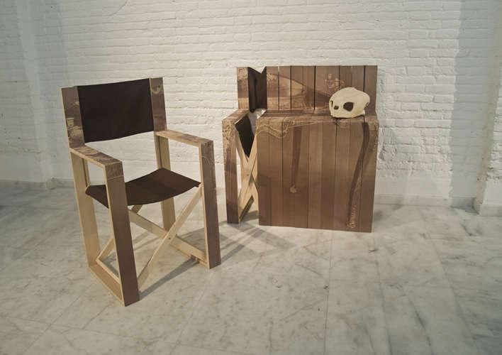 Cóm-oda folding chair 1