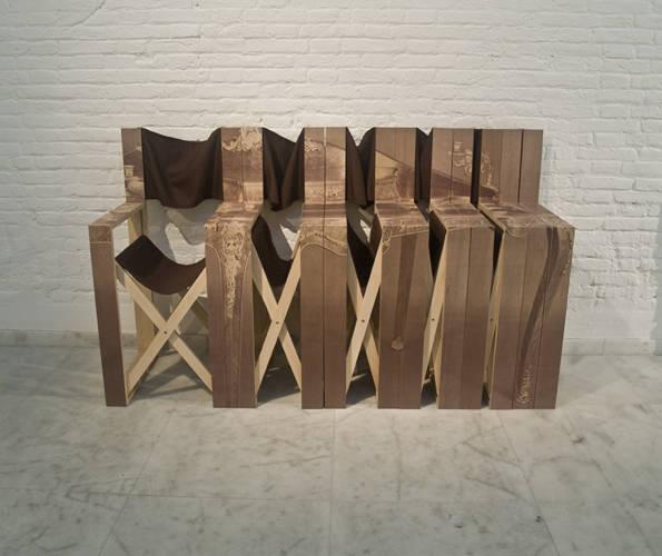Cóm-oda folding chair 2