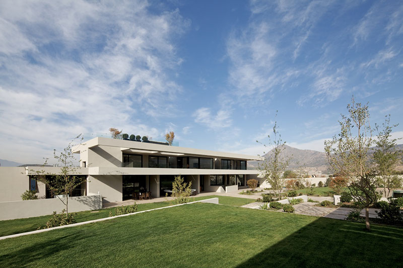 House AL by Gonzalo Mardones Viviani 2