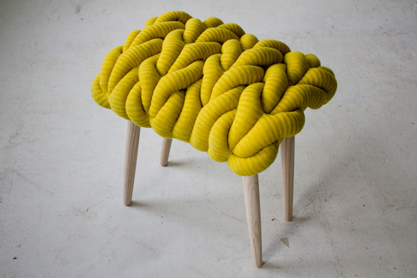 Knit Stool collection 3
