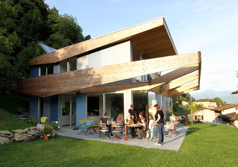 Locarno House 3