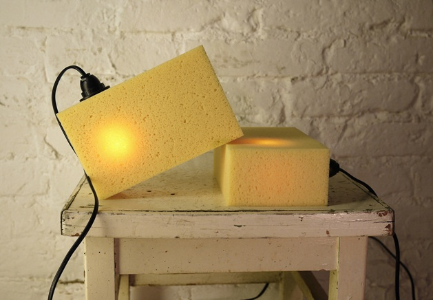 Mr Mellow Lamp 1