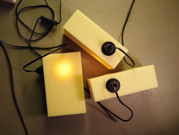 Mr Mellow Lamp 2