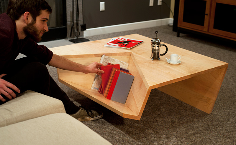 Nook Coffee Table 2