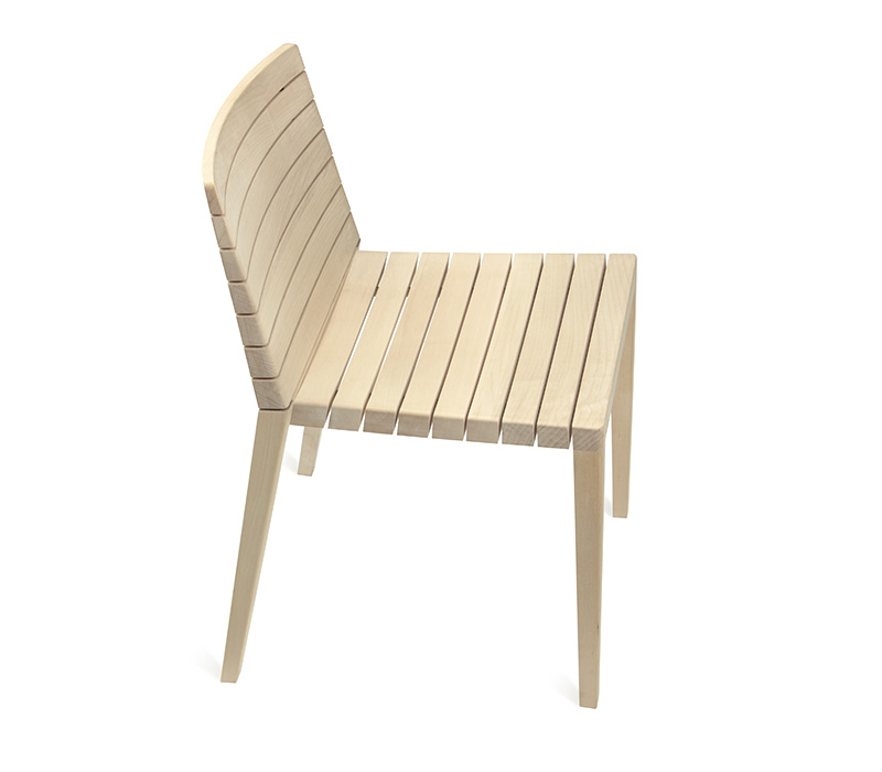 Rip Solid Wood Chair 2