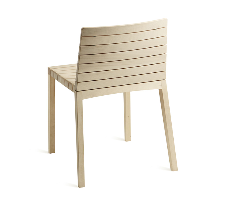 Rip Solid Wood Chair 3