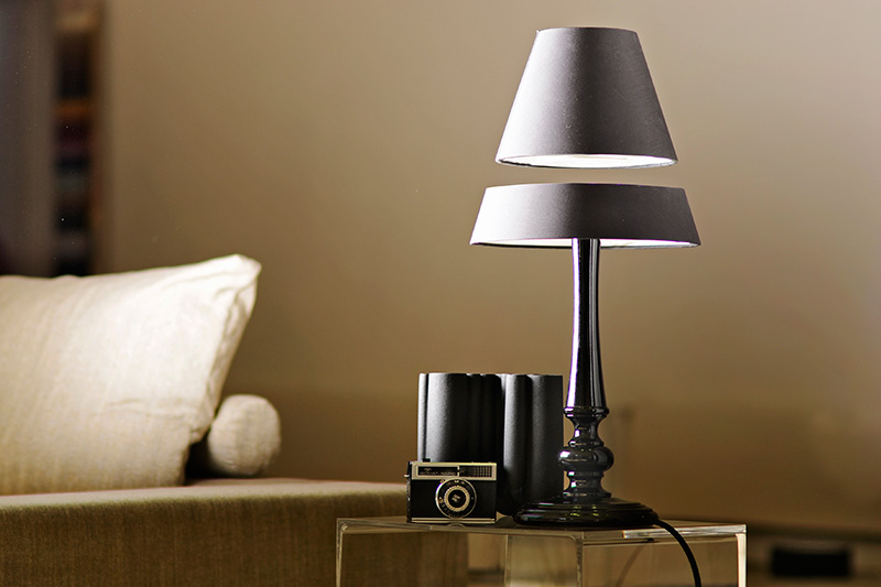 Silhouette Floating lamp 1
