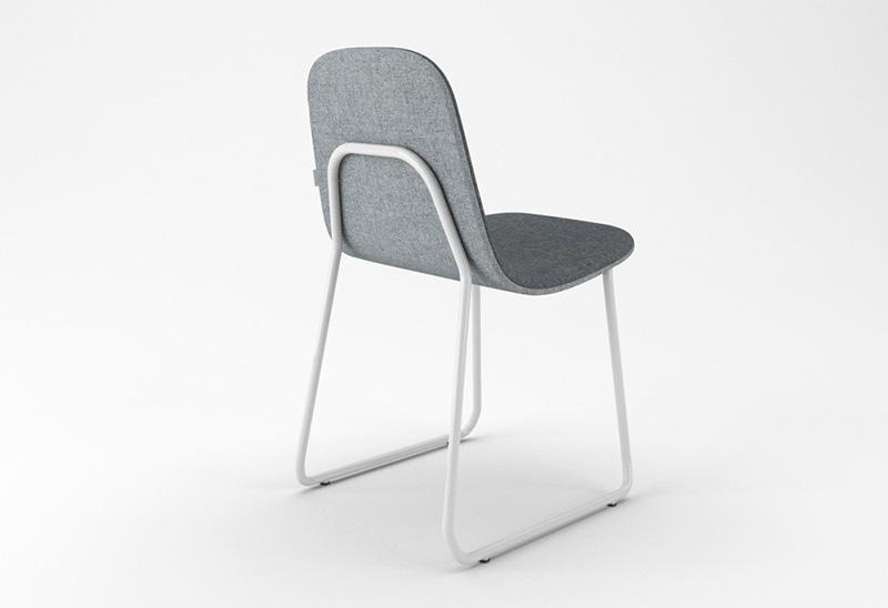 Siren Chair design 5