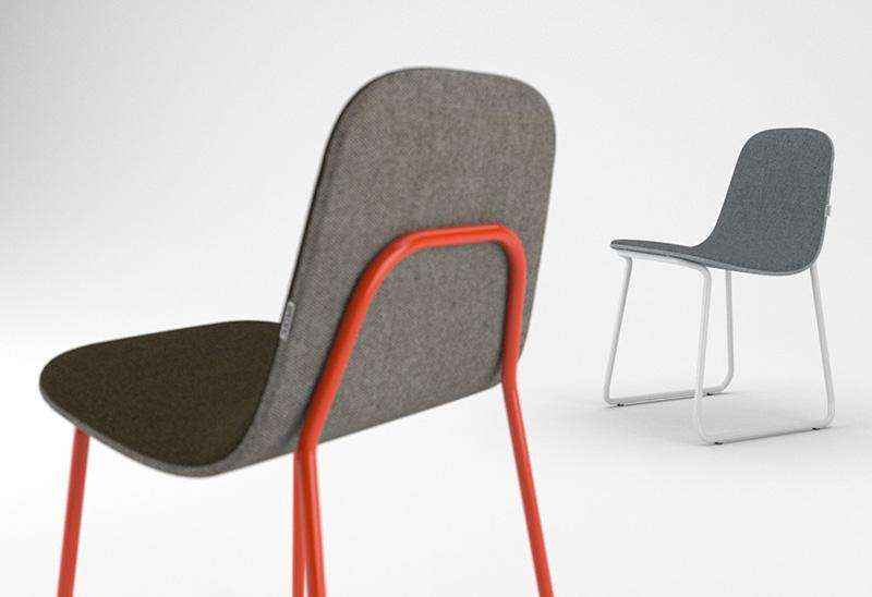Siren Chair design 8