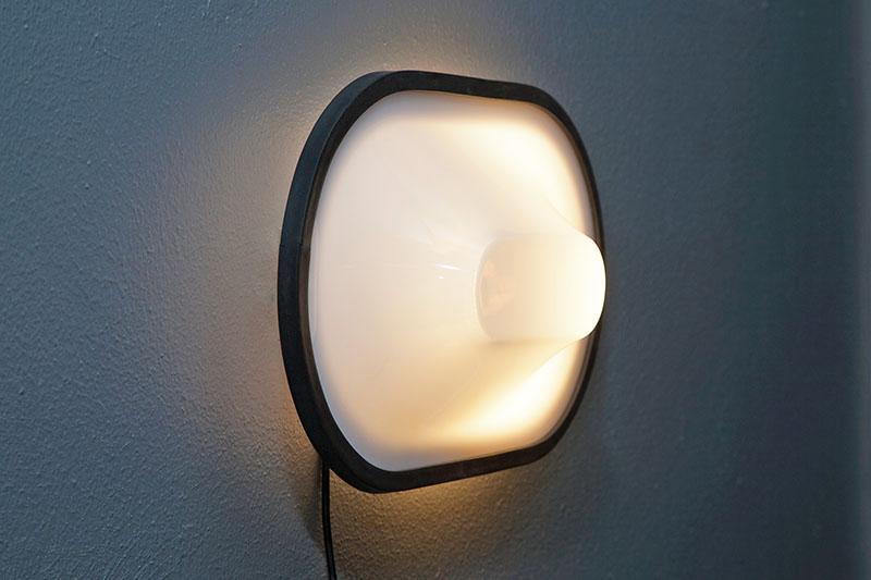 Static Plastic lamp series 1