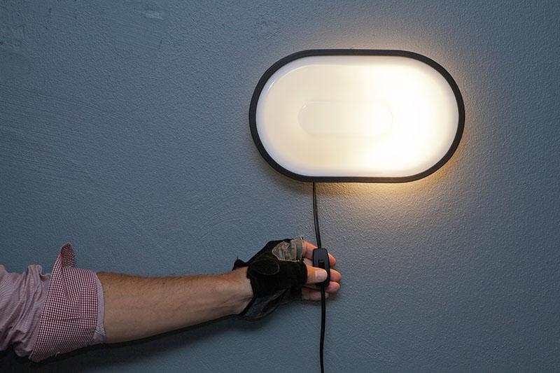 Static Plastic lamp series 2