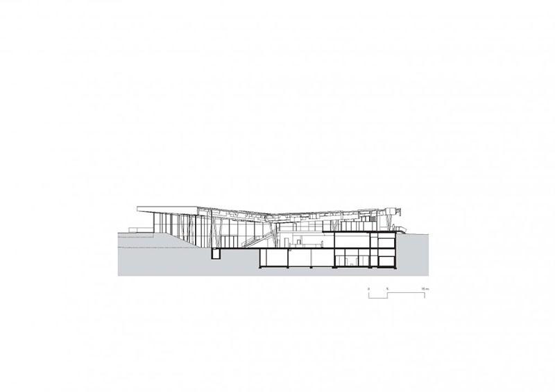Campus Restaurant with Auditorium 13