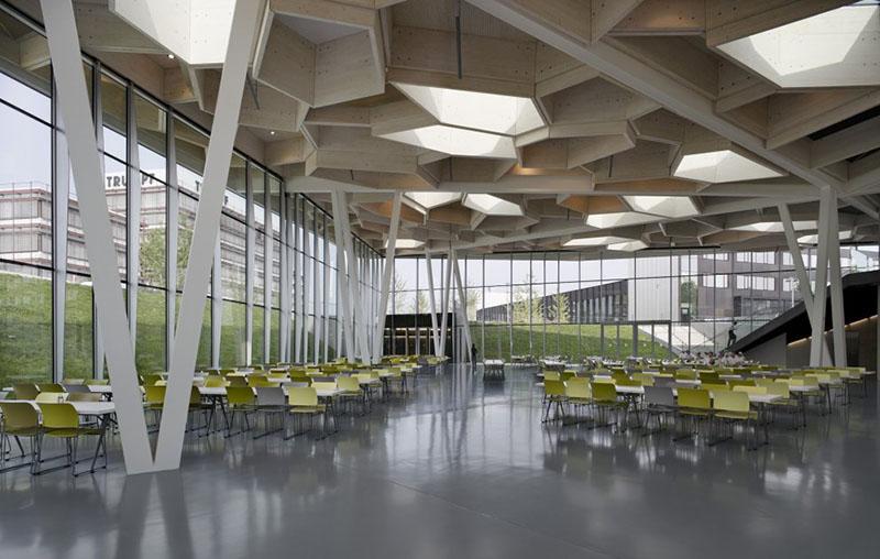 Campus Restaurant with Auditorium 6