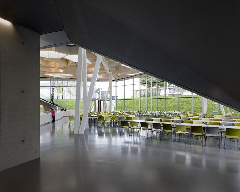 Campus Restaurant with Auditorium 7