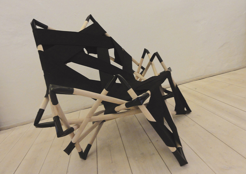 Creatibles Lounge Chair 1