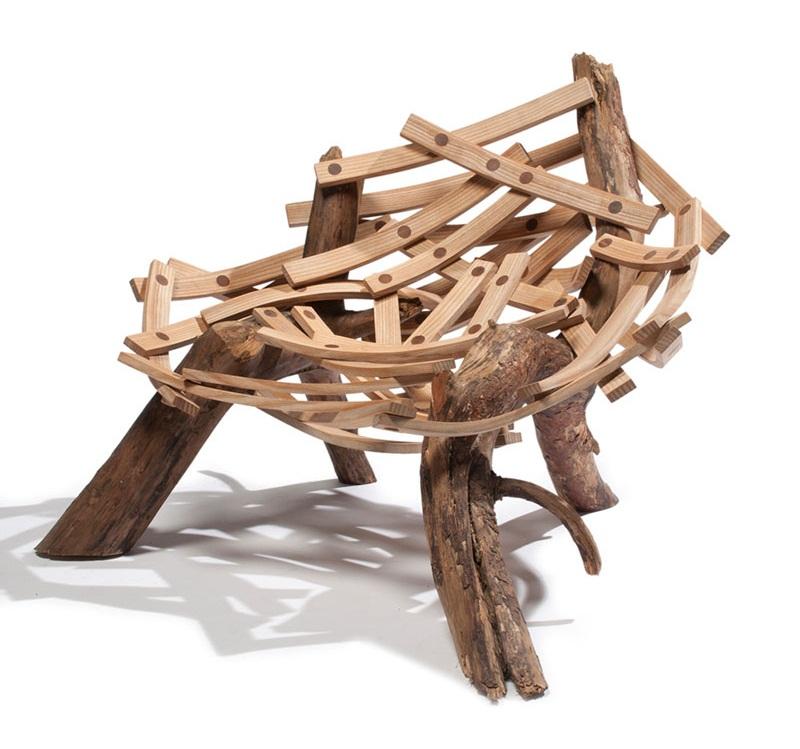 Eyrie Chair by Floris Wubben 1