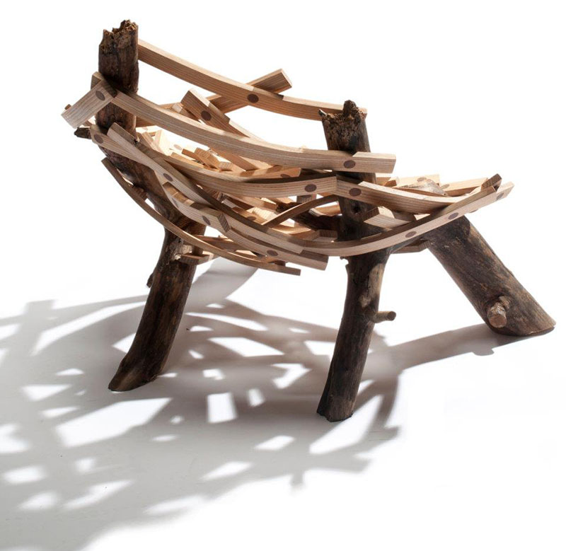 Eyrie Chair by Floris Wubben 3
