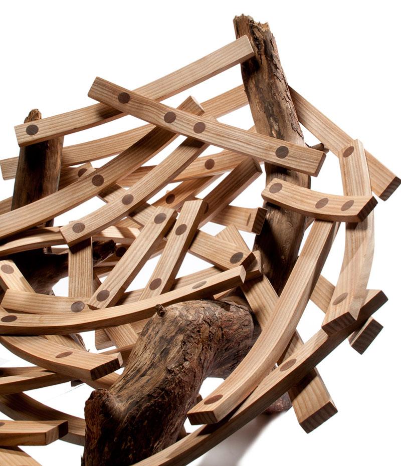 Eyrie Chair by Floris Wubben 4