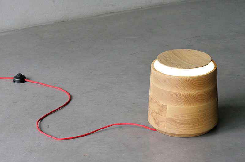 Jar Table Lamp 4