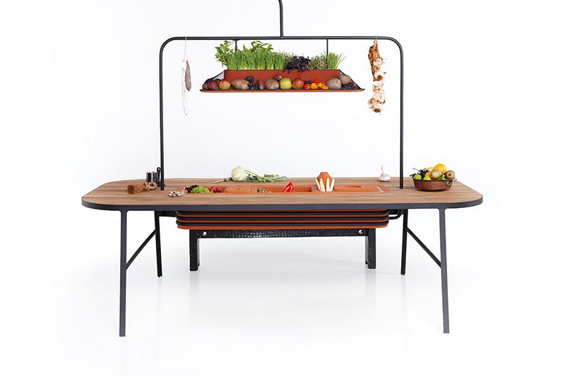 Larder food storage concept 1