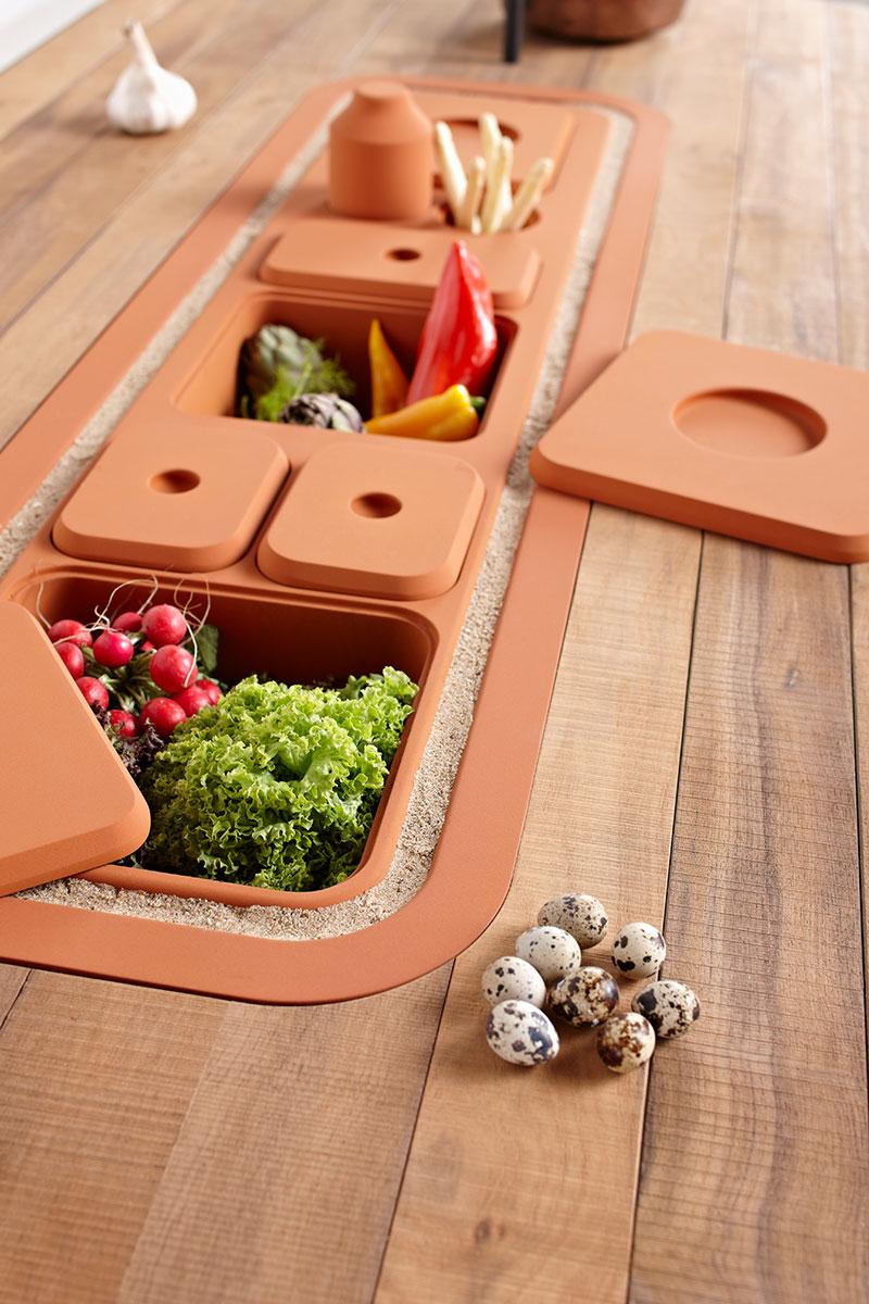 Larder food storage concept 3