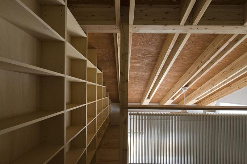 Machida M house by KUS Architecture 10