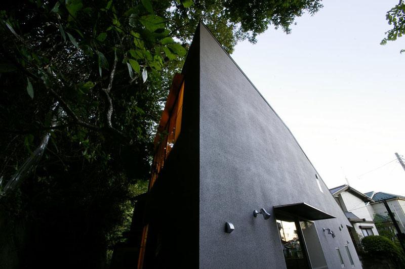 Machida M house by KUS Architecture 13
