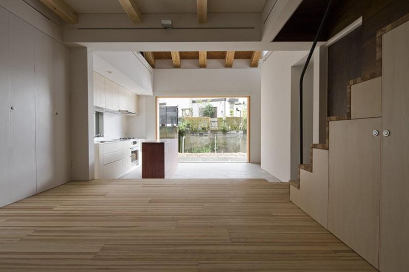 Machida M house by KUS Architecture 4