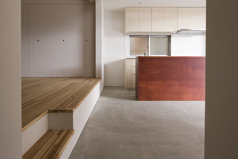 Machida M house by KUS Architecture 5