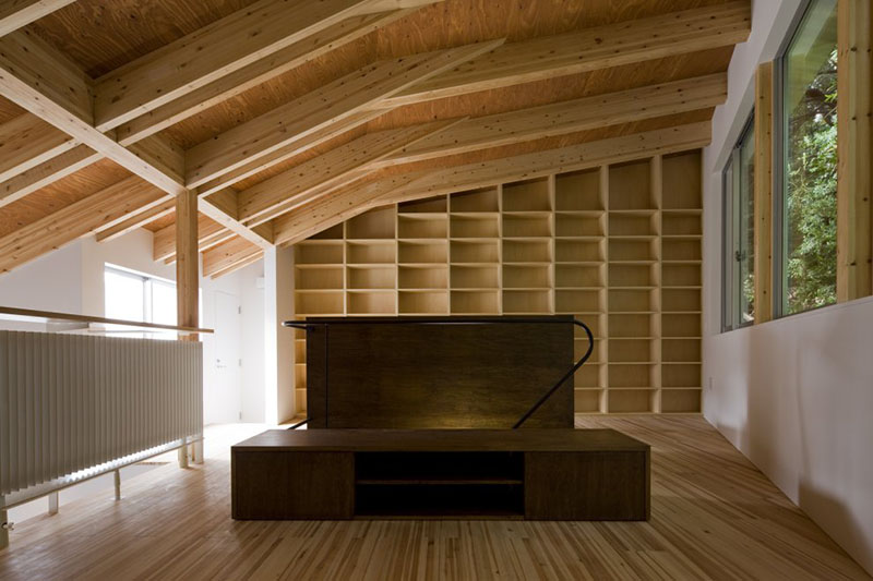 Machida M house by KUS Architecture 8