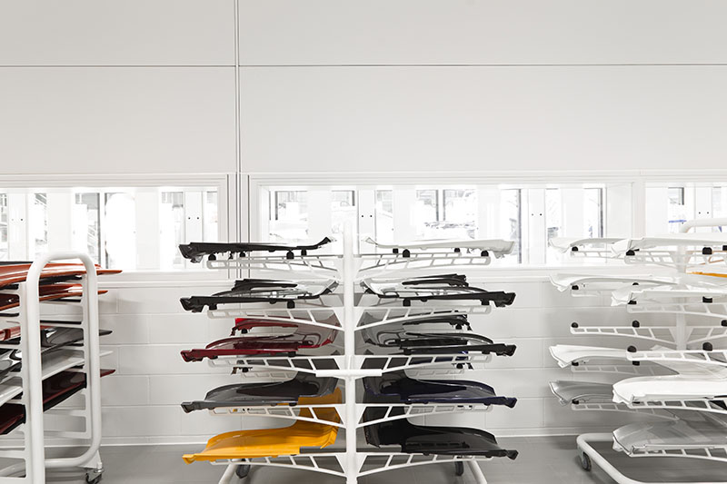 McLaren production Centre by Foster + Partners 12
