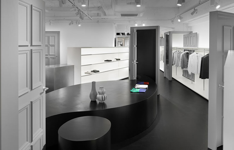 Indulgi clothing shop interiors 10