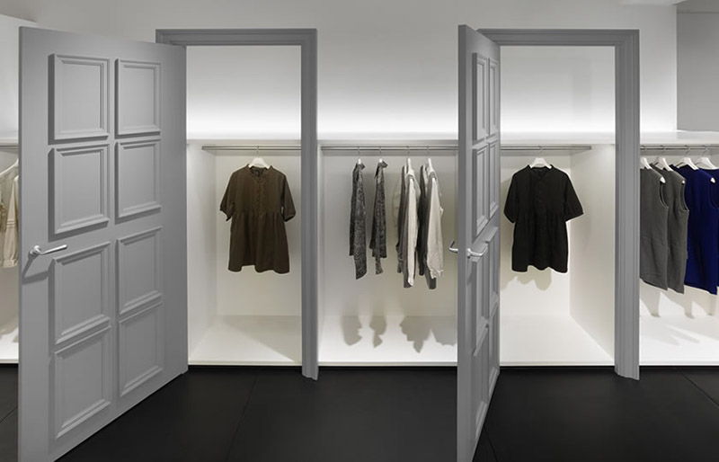 Indulgi clothing shop interiors 11
