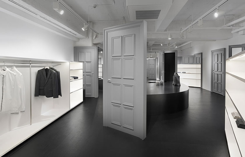 Indulgi clothing shop interiors 5
