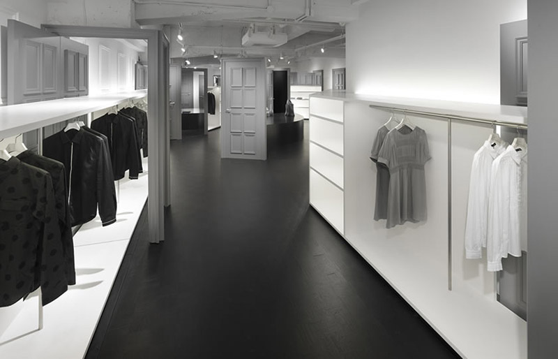 Indulgi clothing shop interiors 6
