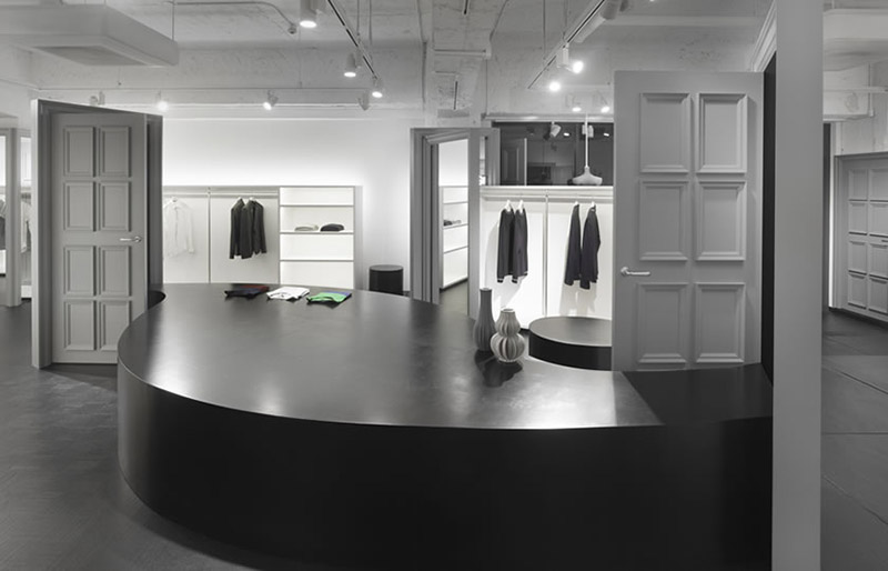 Indulgi clothing shop interiors 9