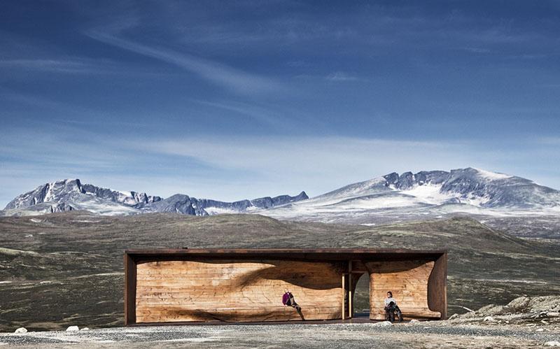 Norwegian Wild Reindeer Centre Pavilion 2